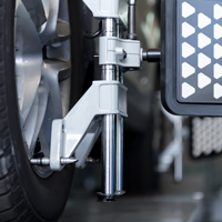 3D 4 Wheel Alignment, Tracking & Geometry