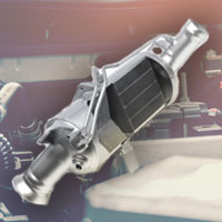Diesel Particulate Filter (DPF) Cleaning